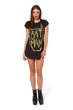 The Batman GFT - LIMITED › Black Milk Clothing