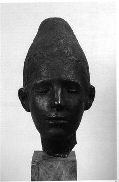 Sonja's Head - Giacomo Manzu