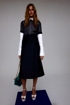 just more reasons to love phoebe philo  (celine resort 2012)