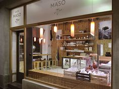 Naše Maso: Our Meat, Prague A Czech butcher-meets-bistro that pushes tradition, with tasty results