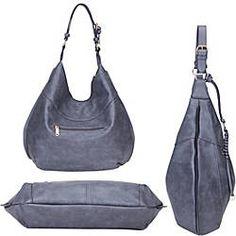 d7f27caa87fd Dasein Vintage Convertible Hobo - eBags.com Burberry Handbags