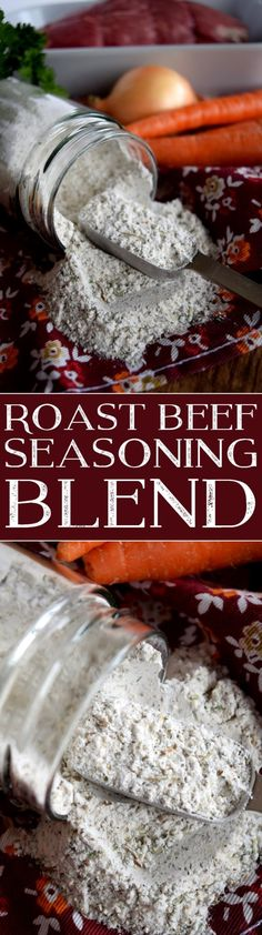 Pre-mixed seasoning blends are perfect for the home cook with a busy lifestyle. Add this Roast Beef Seasoning Blend to a slow-roasted beef, a pan-seared steak, or toss it with some roasted potatoes. Perfect flavour for the serious meat eater…