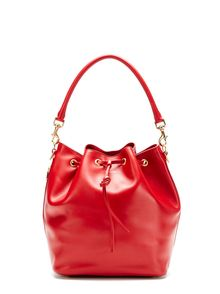 94314ed9d4af Saint Laurent Paris Emmanuelle Leather Bucket Bag