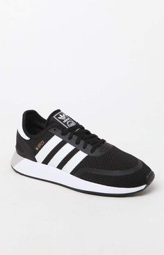 new arrival 8f795 98605 adidas N-5923 Black   White Shoes Adidas Iniki Runner, Black And White Shoes