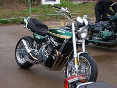 motorcyclephotooftheday.com: Some Nice Old Japanese Superbikes and Customs