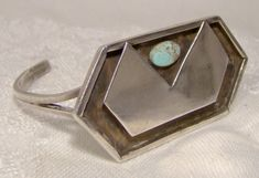 Art Deco Jewelry Vintage Sterling Silver Filigree Disc Bracelet Bracelet Size UK=17.75cm USA=7in Wire Work Bracelet