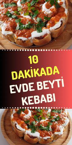 Turkish Recipes, Ethnic Recipes, Turkish Kitchen, Breakfast Items, Food Humor, Food Design, Cake Recipes, Pasta, Brunch