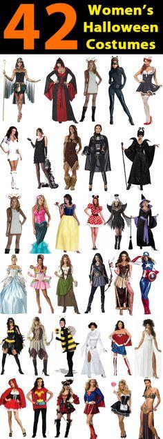 42 Women's Halloween Costumes - 2Spooky Costumes
