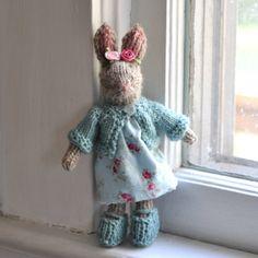 Little Rabbit  Simone by thiscosylife on Etsy, $65.00