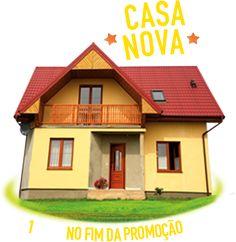 Uma casa no final da promoção