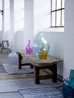 Design Therapy | HOME DECOR: IL RECUPERO DI VECCHIE DAMIGIANE | http://www.designtherapy.it
