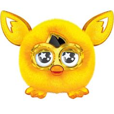 GOLDEN FURBY FURBLING Creature Responds to Furby Boom [EASTER SALE BY APR/16] #Hasbro