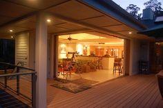 Kaloko contemporary deck