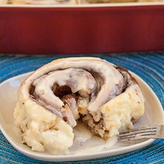 Cinnabon Cinnamon Rolls - a copycat recipe, about the closest you'll get to the real thing. Daniel would die if i made these, its the only reason he goes to the mall.