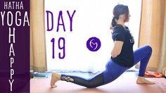 """Day 19 Hatha Yoga Happiness: Check it off of your 'to do"""" list!"""