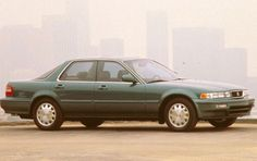 1992 Acura Vigor Sedan