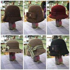 Feito com Jeito Acessórios: Mais chapéus e boinas Pralana e Marcatto na Feito com Jeito