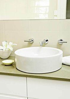 #Caesarstone #Oberflächen sind ideal für Badezimmer, Waschtische, Bad und Dusche.  http://www.granit-deutschland.net/caesarstone_waschtische-hygienische-caesarstone_waschtische
