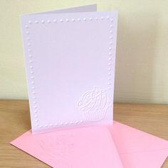 Cute cupcake birthday card set. Click and save 10 percent now with coupon code PIN10.