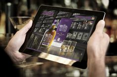 The Chivas Brothers' Blend Activation & Global Brand Toolkit for Pernod Ricard: Accompanying iPad app