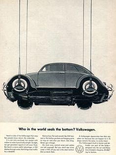 1960 Volkswagen Advertising Sports Car Illustrated July 1960   Flickr - Photo Sharing!