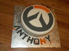 Gâteau Overwatch/Overwatch cake