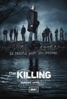 The Killing - I am addicted to this show and I love Mireille Enos, she was excellent in Big Love also.  I did not see the original series so cannot make a comparison.