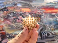 Blog — Prism of Threads / Mars-1 / Mario Martinez / Sacred Geometry <3