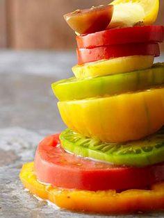 Grow heirloom tomato plants! Here's how: http://www.bhg.com/gardening/vegetable/vegetables/heirloom-tomato-plants/?socsrc=bhgpin041712tomatoes
