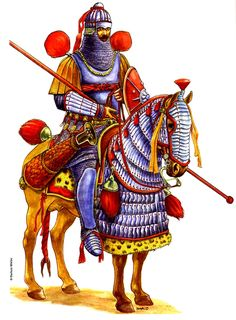 Parthian and Sassanid Armies - Civilization Fanatics' Forums (later period Sassanian)