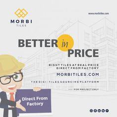 Morbitiles is a dedicated titles sourcing platform in India. We bridge the gap between Tiles Manufacturer, Architect and Builders. We make tiles procurement and selling journey simpler, smarter and faster! Wall Tiles Design, Tile Manufacturers, Surface, Platform, Wellness, Templates, Interior, Projects, Log Projects