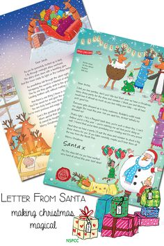 Letter from santa for first christmas tugs at the heart strings letter from santa for first christmas tugs at the heart strings pinterest santa holidays and xmas spiritdancerdesigns Images