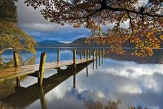 Derwent Water, Lake District, England