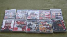 Hallo, wir bieten wieder gebrauchte PS3 Games zu einem guten Preis an.