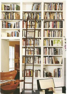 My dream library.