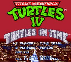 There's no better way to spend an afternoon than eating pizza and playing a scrolling beat 'em up! Maybe not. But why not try it?