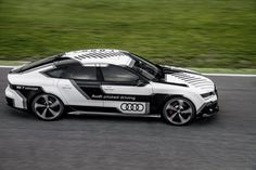 audi rs  self driving car details piloted concept
