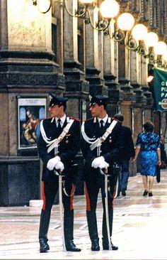 Milan Carabinieri