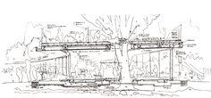 Tezuka Fuji Kindergarten Plan Image