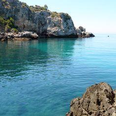A visit to the Costa del Sol's best beach – Playa El Cañuelo
