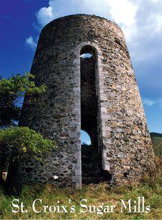 St. Croix Sugar Mill, USVI