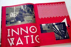 ATOM magazine by Pablo Sijbrants, via Behance