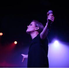 Hillsong Worship and Creative Conference  11/14:2017  Taya being Tay