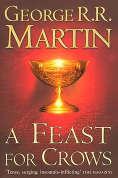 Least favorite in the series but its the first book I read on my e-reader so I guess it deserves SOME distinction...