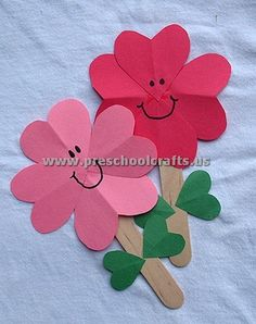 easy fun spring crafts for kids