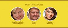 Meet Our Judges!  http://andr.tv/12AdJfi