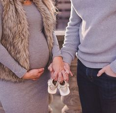 Fall/winter maternity... Pretty!