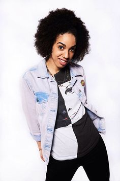 Doctor Who has announced who will be the new companion for current Doctor Peter Capaldi in season Pearl Mackie will play Bill!
