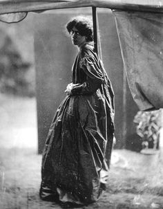 John R. Parsons with Dante Gabriel Rossetti, photograph of Jane Morris, 1865. From a series of photographic studies of Jane.
