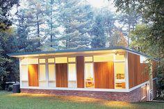 Fire Island modern Horace Gifford beach house designed 1961 | Dwell